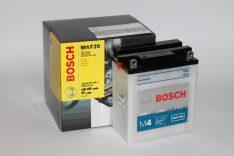 BOSCH M4 FreshPack 12 V 12 Ah 160 A 12N12A-4A-1