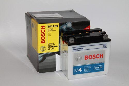 BOSCH M4 FreshPack 12 V 16 Ah 200 A YB16B-A