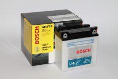 BOSCH M4 FreshPack 12 V 9 Ah 85 A 12N9-4B-1