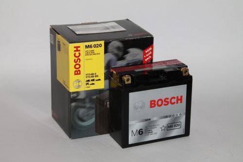 Bosch MOTO AGM 12 V A 12 Ah 190A YT14B-4