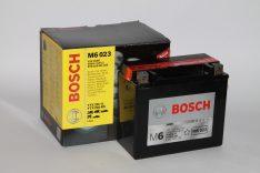 Bosch MOTO AGM 12 V A 18 Ah 250 A YTX20L-4