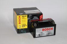 Bosch MOTO AGM 12 V A 6 Ah 105 A YTX7A-4
