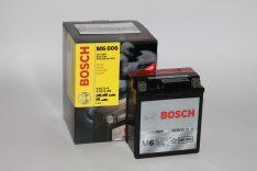 Bosch MOTO AGM 12 V A 6 Ah 100 A YTX7L-4