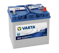 VARTA BLUE DYNAMIC 12V 60 Ah 540 A JIS R+