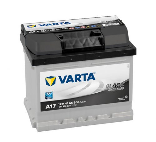 VARTA BLACK  DYNAMIC 12V 41 Ah 360A