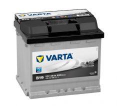 VARTA BLACK  DYNAMIC 12V 45 Ah 300A