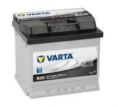 VARTA BLACK  DYNAMIC 12V 45 Ah 300A  L+