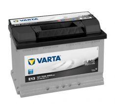 VARTA BLACK  DYNAMIC 12V 70 Ah 640A