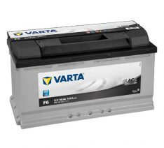 VARTA BLACK  DYNAMIC 12V 90 Ah 720A