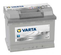 VARTA SILVER DYNAMIC 12V 63Ah 610 A L+