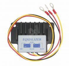 Изравнител (еквалайзер) за акумулатори - Charging equaliz (2x12V