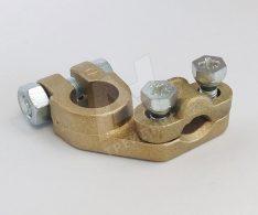 Усилена клема за отрицателен полюс - за кабел 50/70 мм2