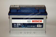 Акумулатор BOSCH S4 12V 74 Ah 680 A