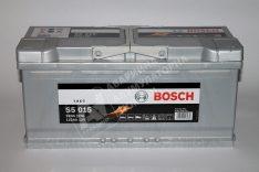 Акумулатор BOSCH Silver S5 12V 110 Ah 920A