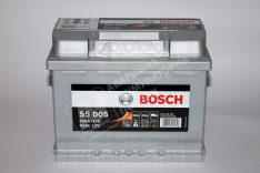 Акумулатор BOSCH Silver S5 12V 63 Ah 610 A