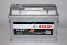 Акумулатор BOSCH Silver S5 12V 77 Ah 780 A