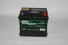 Акумулатор Gigawatt 12V 44 Ah 440 A R+