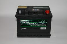 Акумулатор Gigawatt 12V 56 Ah 480 A R+