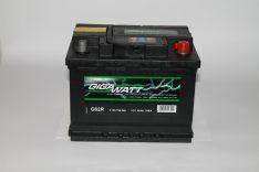 Акумулатор Gigawatt 12V 60 Ah 540 A R+