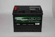 Акумулатор Gigawatt 12V 68 Ah 550 A JIS  L+