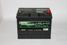 Акумулатор Gigawatt 12V 68 Ah 550 A JIS  R+