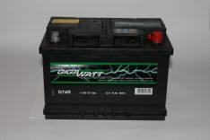 Акумулатор Gigawatt 12V 74 Ah 680 A R+