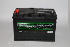Акумулатор Gigawatt 12V 91 Ah 740 A  JIS  L+
