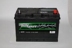 Акумулатор Gigawatt 12V 91 Ah 740 A  JIS  R+