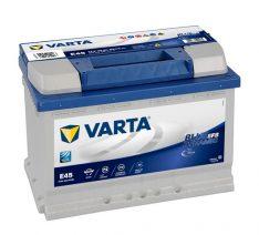 VARTA BLUE DYNAMIC EFB 12V 70Ah 650 A