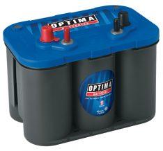 Акумулатор OPTIMA BLUETOP® BT SLI - 4.2 12V 50Ah 815A
